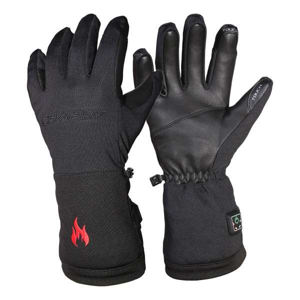 Charly Polarheat light - heated gloves