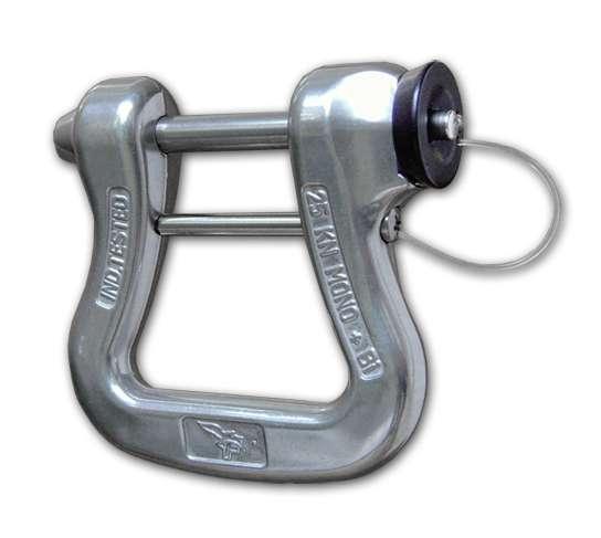 Finsterwalder Pin Lock Karabiner