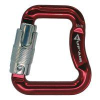 Supair Twistlock Alukarabiner 45 mm