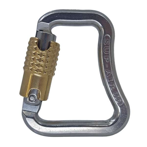 Supair Twistlock Stahlkarabiner