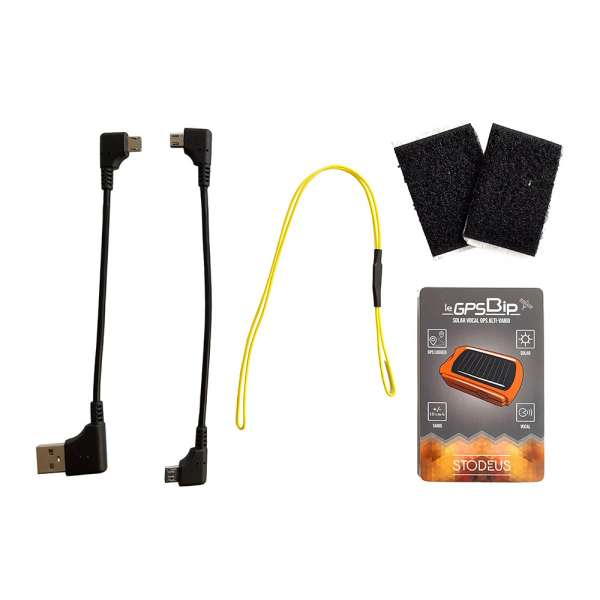 Stodeus LeGPSBip extra accessories set