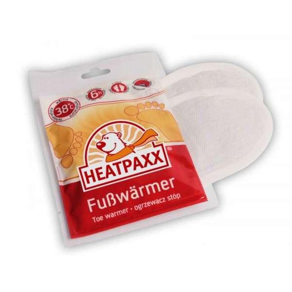 HeatPaxx Fußwärmer / Zehenwärmer 6h