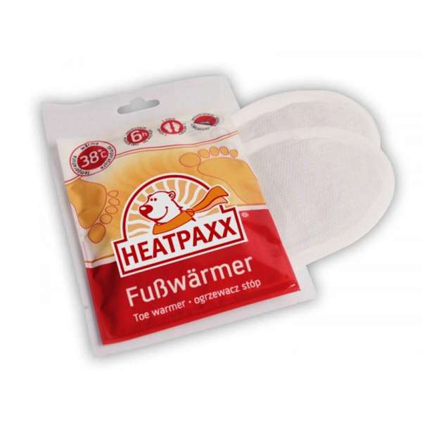 HeatPaxx Toe Warmer / Foot Warmer 6h
