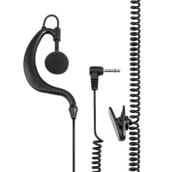 Midland EP21 Ohrhörer mit 3,5 mm Stecker
